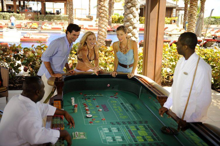 Outdoor Casino